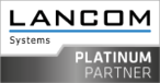 LANCOM Systems Platinum Partner