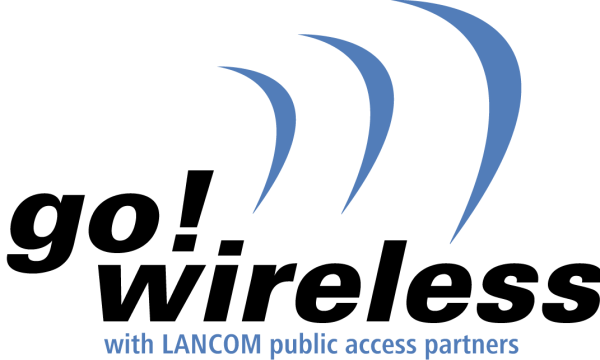 Go Wireless with Lancom HotSpot WLAN Solutions
