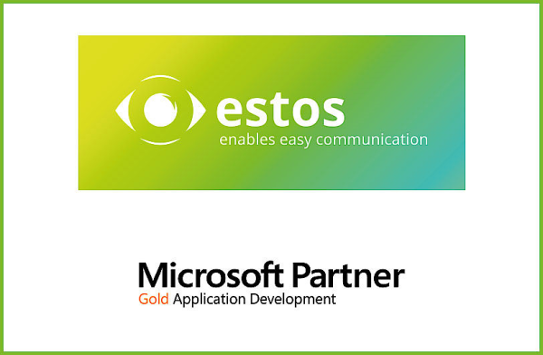 "estos erneut als Microsoft ""Gold Partner Application Development"" zertifiziert"