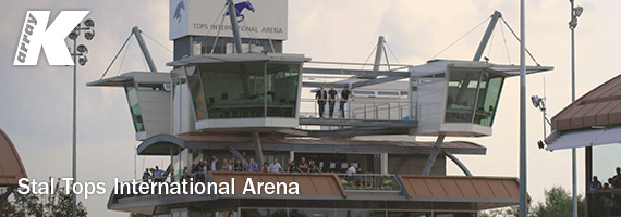 Stal Tops International Arena in Valkenswaard, Niederlande