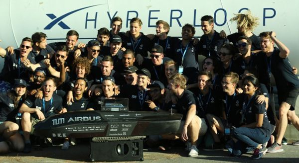 WARR Hyperloop Team TUM