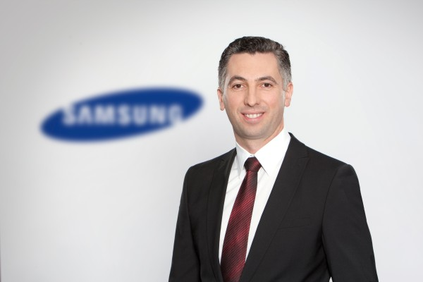 Nedzad Gutic, Head of Sales Printing Solutions, Samsung Electronics GmbH.