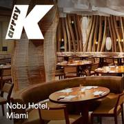 Exklusives 5-Sterne Nobu Hotel in Miami