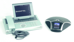 Konftel 55Wx: Unified Communications mit OmniSound®
