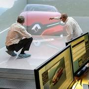 Renault: Cave Automatic Virtual Environment